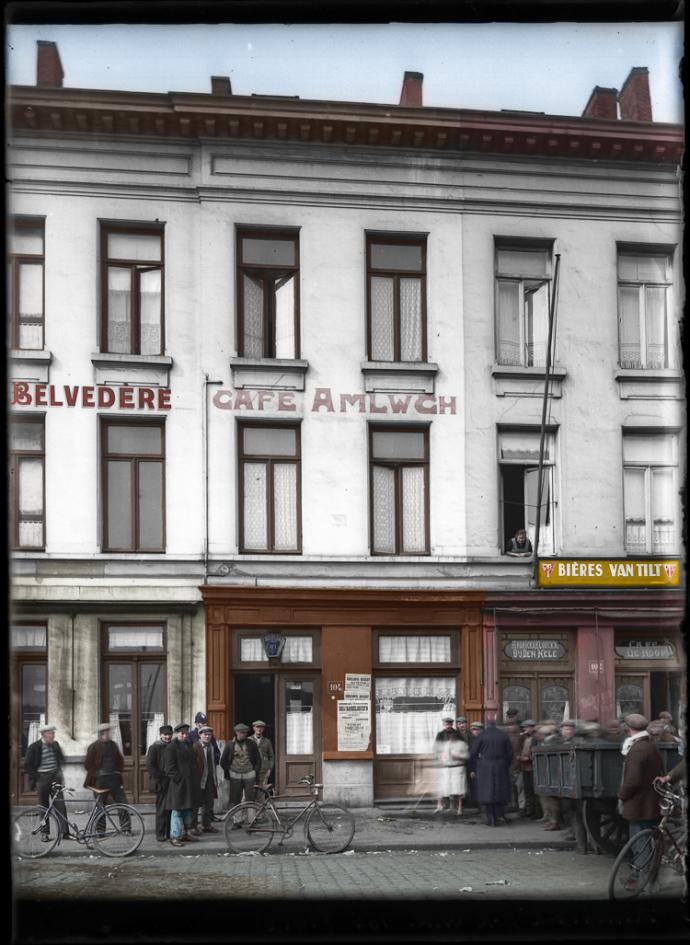 Antwerpen - Kempischdok - Westkaai - 1931