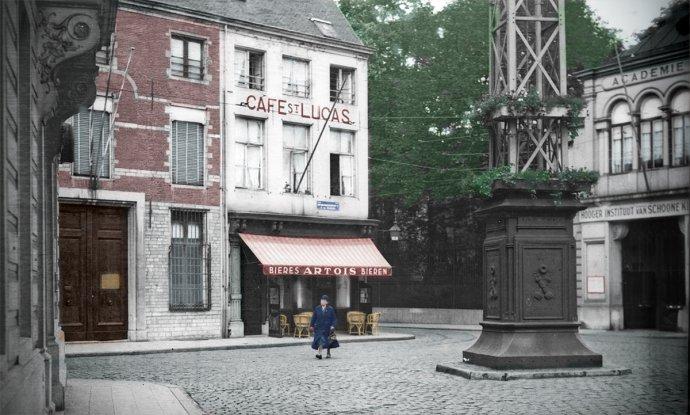 Antwerpen - Mutsaertstraat - Jaartal onbekend