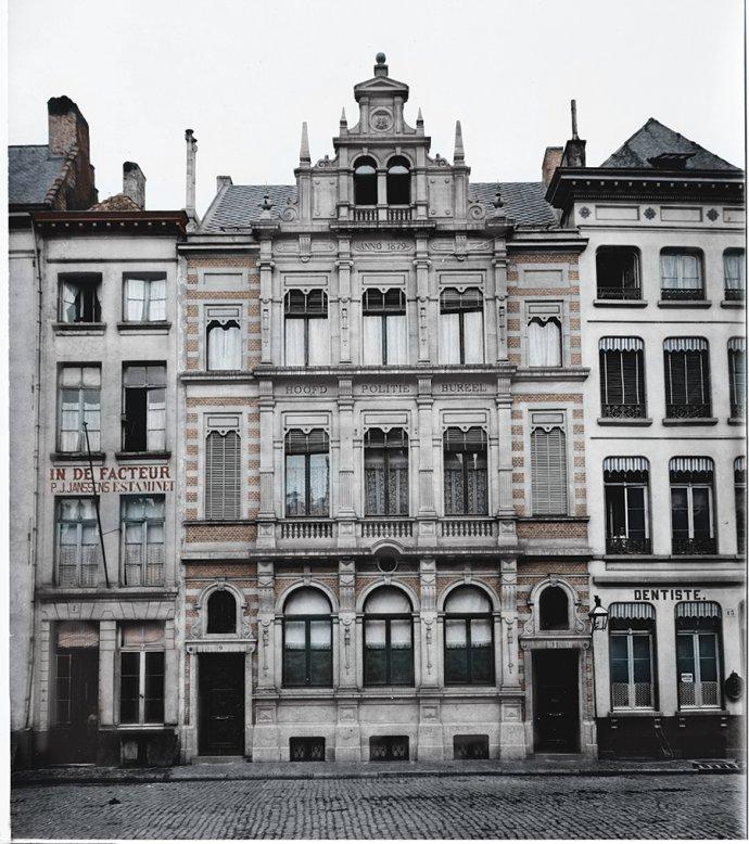 Antwerpen - Suikerrui 9 - 1889